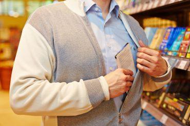 EINZELHANDELSSCHUTZ Ladendiebstahl sicherheit